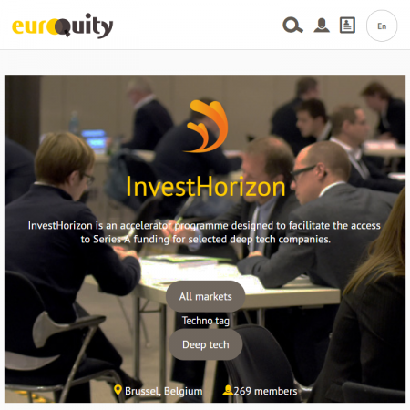 Euroquity page